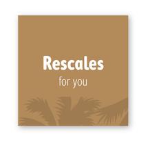 rescales