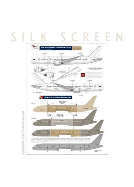 Boeing 787 Detail Set - Boeing 787