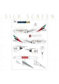 Emirates - Boeing 777-200ER
