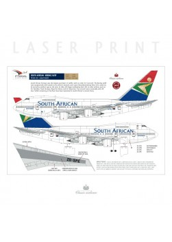 South African - Boeing 747SP