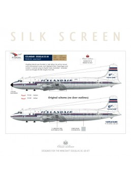 Icelandair - Douglas DC-6B