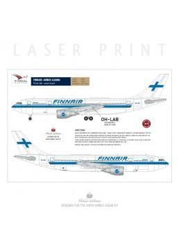 Finnair - Airbus A300B4
