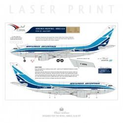 Aerolineas Argentinas - Airbus A310