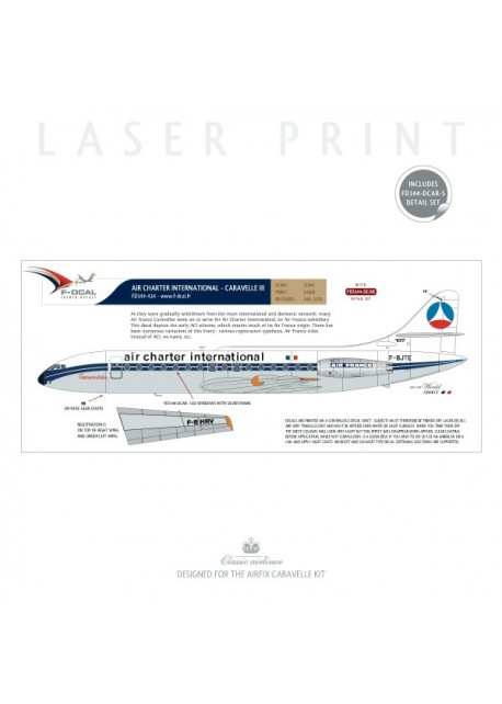 Air Charter International - Caravelle III
