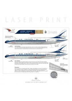 Air France - Caravelle III