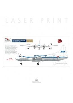 SAS - Convair 440