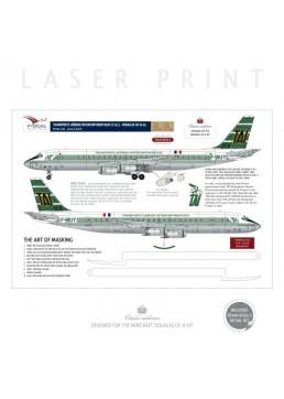 T.A.I. - Douglas DC-8-33