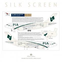 PIA (2004 scheme) - Airbus A310