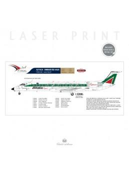 Alitalia - ERJ-145