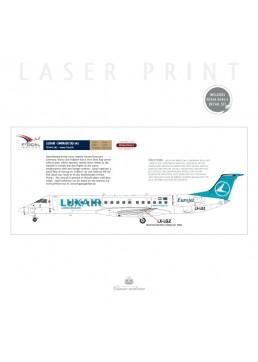 Luxair Eurojet - ERJ-145 (II)