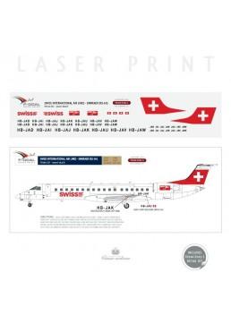 Swiss - ERJ-145