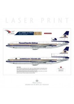 American Trans Air - Lockheed L1011 Tristar