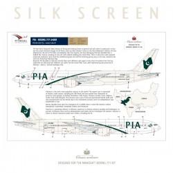PIA (2004 scheme) - Boeing 777-200ER