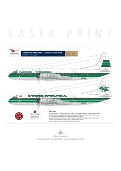 Evergreen International - Lockheed L188 Electra