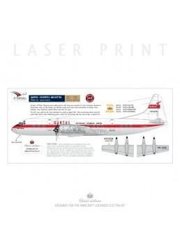 Qantas - Lockheed L188 Electra