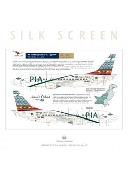 PIA (Baluchistan) - Boeing 737-300