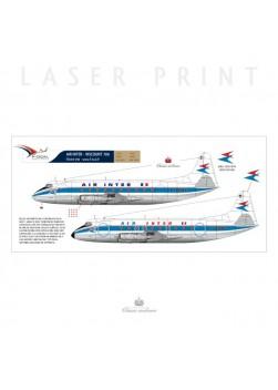 Air Inter - Viscount 700