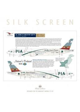 PIA (Baluchistan) - Boeing 777-200ER