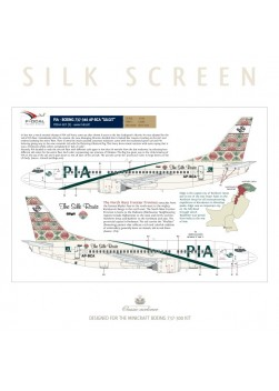 PIA (Frontier) - Boeing 737-300
