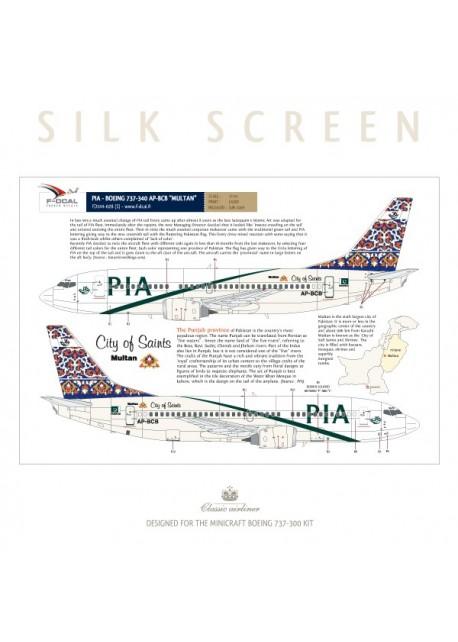 PIA (Punjab) - Boeing 737-300