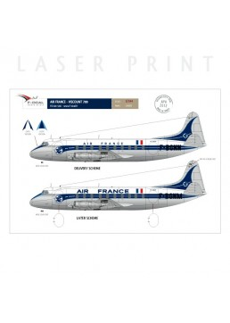 Air France - Viscount 700