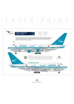 Syrianair - Boeing 747SP