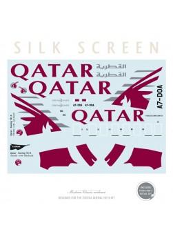 Qatar Airways - Boeing 787