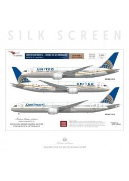 United - Boeing 787