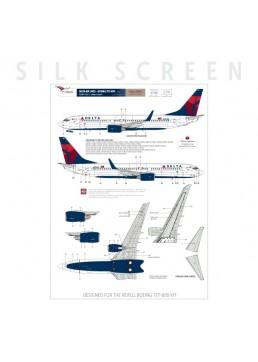 Delta Airlines - Boeing 737-800