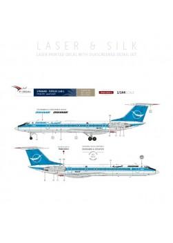 Syrianair - Tupolev 134