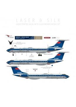 Aeroflot - Tupolev 134 (Livrée d'origine)