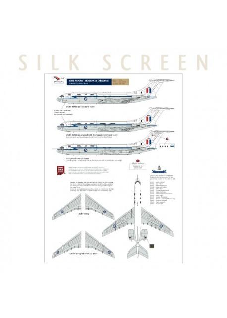 Royal Air Force (Original scheme) - VC-10 K1