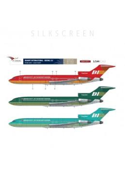 Braniff - Boeing 727-200