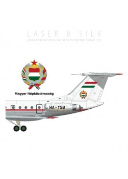 Hungarian Government - Tupolev 134