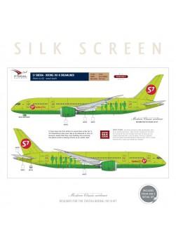 S7 Siberia - Boeing 787
