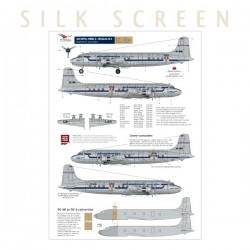 SAS - Douglas DC-6 (Royal Viking I)
