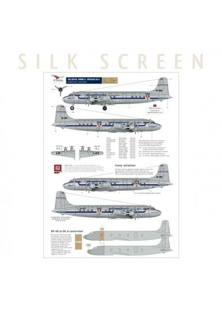 SAS (Royal Viking I) - Douglas DC-6