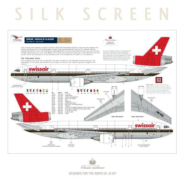 Douglas DC-10 SWISSAIR=modelex/Heller 1/450 Ref.049 (TERMINADO) 258-thickbox