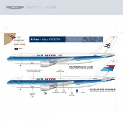 Air Inter - Airbus A300B2/4