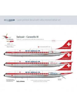 Swissair - Caravelle III