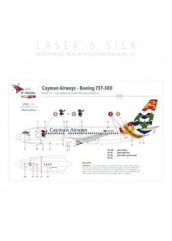 Cayman - Boeing 737-300