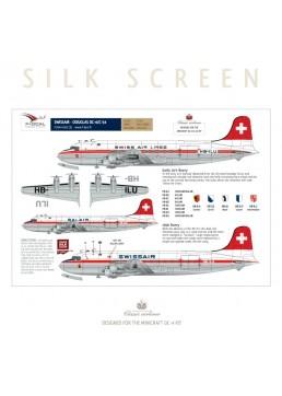 Swissair - Douglas DC-4