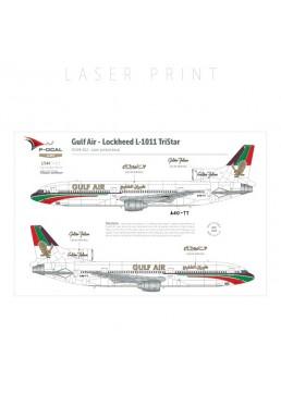 Gulf Air - Lockheed L1011 Tristar