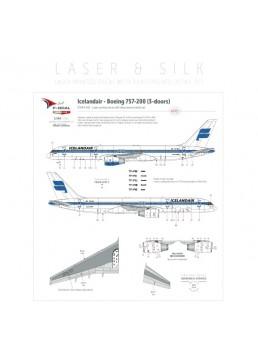 Icelandair - Boeing 757-200 (3-doors)