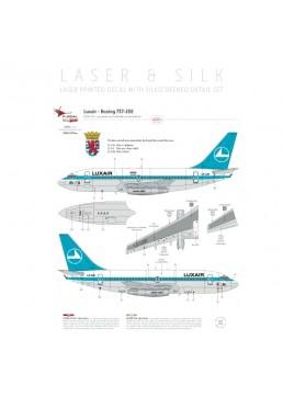 Luxair - Boeing 737-200