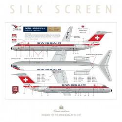 Swissair - Douglas DC-9-32