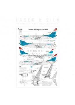 Luxair - Boeing 737-800