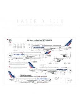 Air France - Boeing 767-200/300