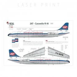 JAT (Del. scheme light) - Caravelle III