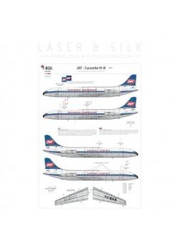 JAT (Last scheme light) - Caravelle III